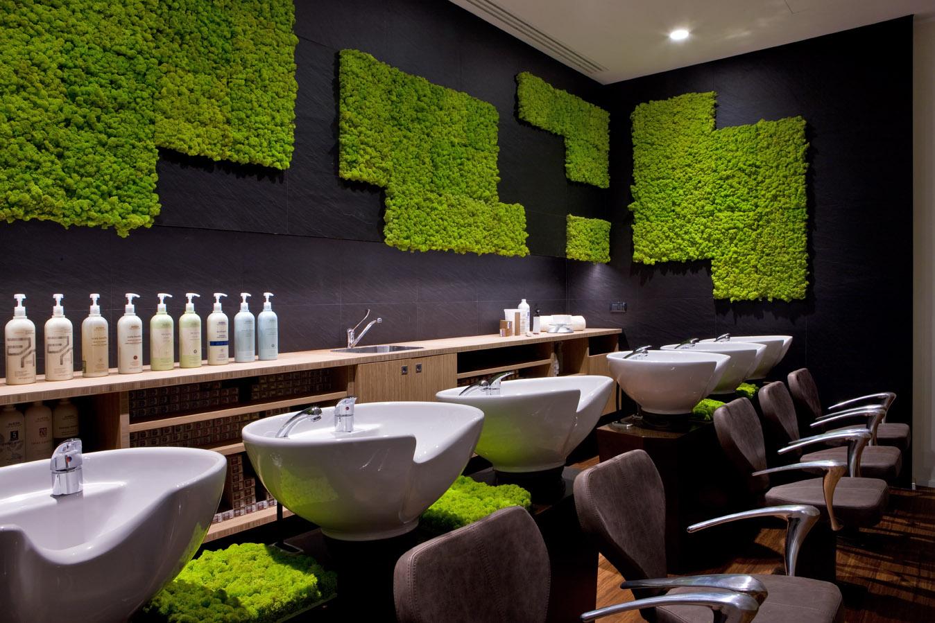 Nuova sede eco friendly per aveda italia modaonlive for Acqua aveda salon