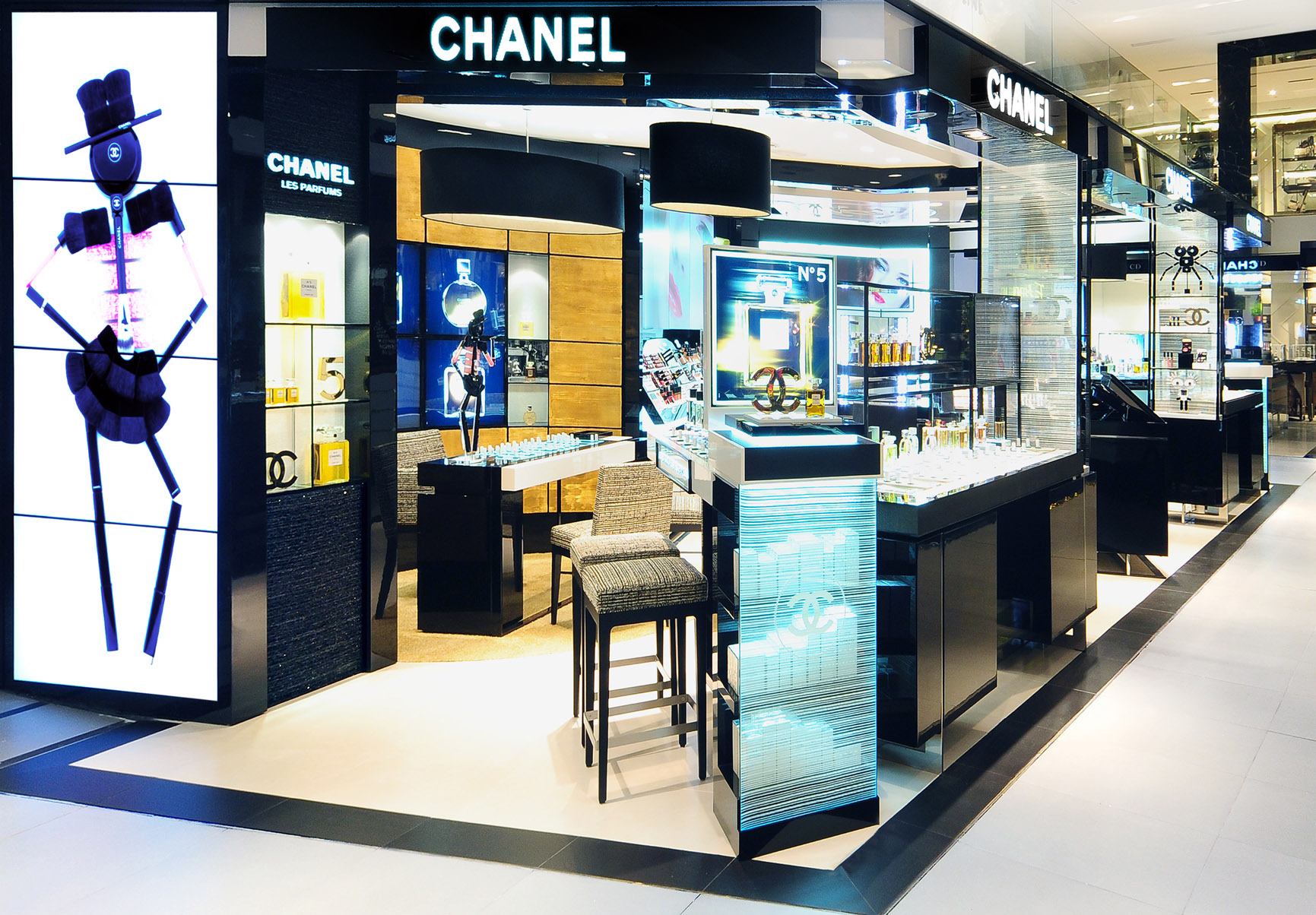 301 moved permanently for Chanel milano boutique